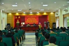 Hội nghị tổng kết công tác năm 2015, triển khai kế hoạch công tác năm 2016 và đón nhận Huân chương lao động hạng Nhất.