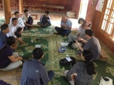 Northwest Vietnam: CIRAD-ACIAR joint effort to promote CA practices