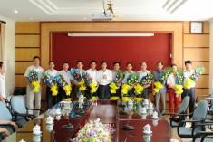 Gặp mặt lãnh đạo Đảng - Chính Quyền các địa phương trên địa bàn Viện