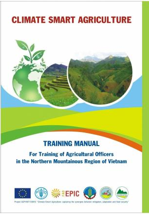 Training manual for CSA in Vietnam