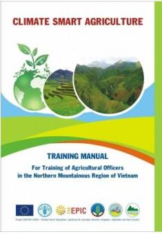 Training manual for CSA in Vietnam